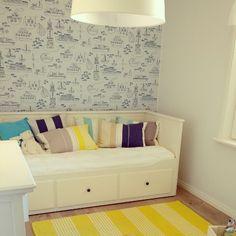 Kohde 14, Heikius Hus Toddler Bed, Furniture, Home Decor, Child Bed, Decoration Home, Room Decor, Home Furnishings, Arredamento, Interior Decorating