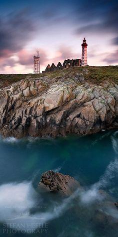 Pointe Saint-Mathieu, France by artwork-pictures