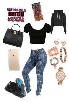 """A lil something"" by lejatyn on Polyvore"