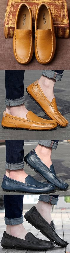US$37.49+ Free Shipping. 3 colors available. Men loafers, casual comfortable shoes, oxford shoes, boots, Fashion and chic, casual shoes, men's flats, oxford boots,leather short boots,loafers, casual oxford shoes,slip on men's style, chic style, fashion style. Shop at banggood with super affordable price. #men'sshoes#men'sstyle#chic#style#fashion#style#wintershoes#casual#shoes#casualshoes#boots#oxfordshoes#loafers#slipon#flats