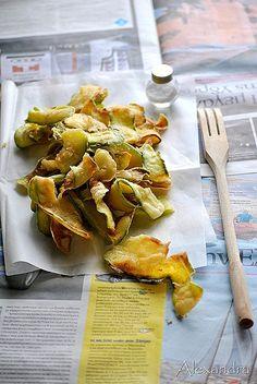 Crispy fried zucchini (in Greek) Side Recipes, Greek Recipes, Vegetable Recipes, My Recipes, Favorite Recipes, Appetizer Recipes, Snack Recipes, Healthy Recipes, Snacks