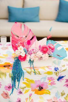 Arch Flowers, Hanging Flowers, Wedding Colors, Wedding Flowers, Flower Installation, Betty White, Balloon Garland, Golden Girls, Pink Peonies