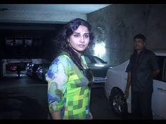 Vidya Balan at the special screening of BOBBY JASOOS.