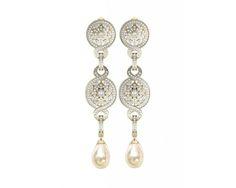 Wedding season is round the corner.....look up our distinguished styles for the purpose @ JewelsLane   https://www.jewelslane.com/Long-Delicate-diamond-Earrings-JLE63  #diamondearrings #diamondanglers #fashionistas #diamondjewelry