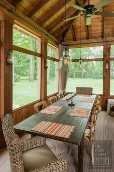 Screened Porches, Sunrooms