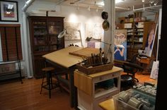second drafting table