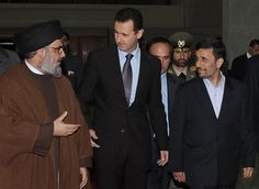 'Axis of Resistance' is fraying at the seams, say Mideast experts