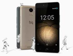BQ Aquaris U, así es la nueva gama de smartphones Android de la española Bq