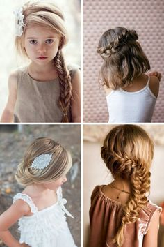 simple and festive hairstyles for children… 8 simple and festive hairstyles., 8 simple and festive hairstyles for children… 8 simple and festive hairstyles., 8 simple and festive hairstyles for children… 8 simple and festive hairstyles. Easy Party Hairstyles, Quick Hairstyles For School, Cute Hairstyles For Medium Hair, Flower Girl Hairstyles, Little Girl Hairstyles, Indian Hairstyles, Summer Hairstyles, Medium Hair Styles, Wedding Hairstyles