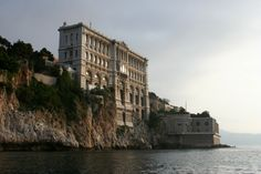 Oceanographic Museum of Monaco - my first museum and one of my favorites still. Last visit 1998.