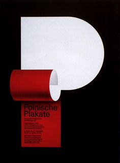 Beautifully designed poster by German graphic designer Pierre Mendell (1929 – 2008). via Iain Claridge