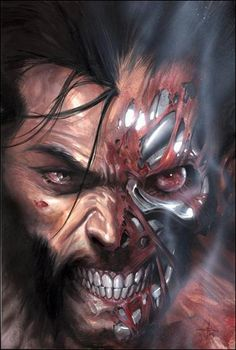 Wolverine by Gabriele Dell'Otto