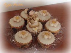 Cupcakes stile Thun...con un dolce angioletto...