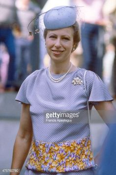 Princesse Anne of England in Paris. Princess Anne, the daughter of Queen Elizabeth II, was born on 15 August Get premium, high resolution news photos at Getty Images Princesa Real, Royal Princess, Princess Diana, Elisabeth Ii, Isabel Ii, Casa Real, Princess Margaret, Turban Style, Royal Families