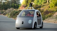 Google's Next Phase in Driverless Cars: No Steering Wheel or Brake Pedals http://www.nytimes.com/2014/05/28/technology/googles-next-phase-in-driverless-cars-no-brakes-or-steering-wheel.html