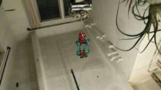 Mini Glass Octopus  http://tsu.co/marieeestrada
