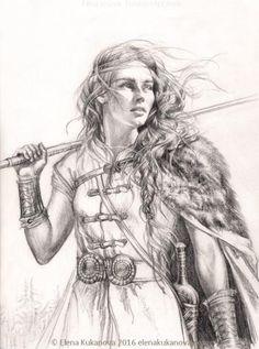 Queen Elrid Character in Laeonesse | World Anvil