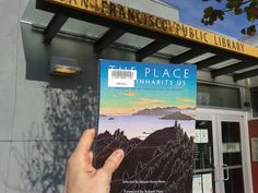 The Place that Inhabits Us at the San Francisco Potrero Library: A National Poetry Month Project
