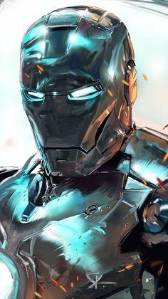 Iron Man 3 by David Seguin