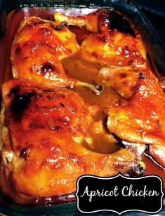 Apricot Chicken | Aunt Bee's Recipes
