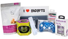 Gizmocrate | A monthly gadget and foodie discovery box.