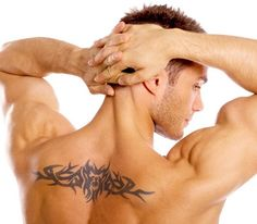 mens backs | Cool Back Tribal Tattoo Design for Men | Cool Tattoo