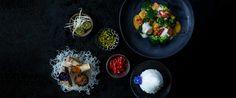 Menu - DAPUR Indonesisches Plantbased Restaurant in Zürich Menu, Breakfast, Restaurants, Food, Menu Board Design, Morning Coffee, Eten, Restaurant, Meals