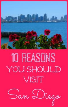 Ten of the best reasons to visit San Diego -- great ideas for all travelers!