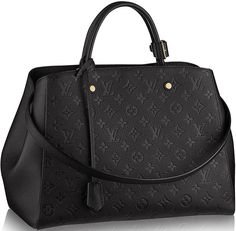 You've probably seen this bag as this is not a new bag but guess what, the size is new. Yes, it's the Louis Vuitton Montaigne Bag and the GM is the largest size among the brood. Ideal for the feist…