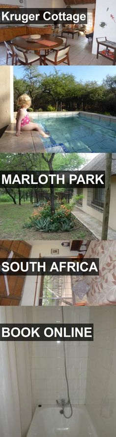 Hotel Kruger Cottage in Marloth Park, South Africa. For more information, photos, reviews and best prices please follow the link. #SouthAfrica #MarlothPark #travel #vacation #hotel