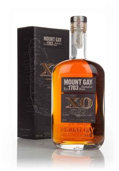 Mount Gay Extra Old - Master of Malt