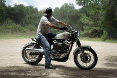 Harley Sportster Scrambler by Hageman Cycles Tracker Motorcycle, Scrambler Motorcycle, Motorcycles, Sportster Scrambler, Harley Davidson 48, Bobber Custom, Moto Cafe, Street Tracker, Cafe Racer