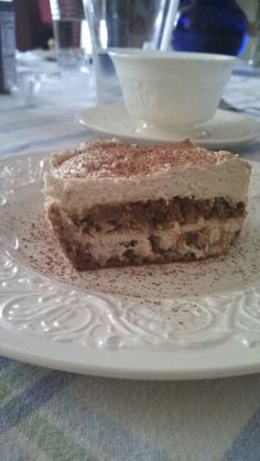 Food Network Tiramisu - using Cake Donuts!!! Perfect for mother's day!!!