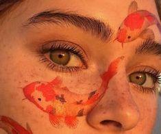 orange aesthetic light korean soft minimalistic kawaii cute g e o r g i a n a : a e s t h e t i c s Aesthetic Eyes, Orange Aesthetic, Aesthetic Makeup, Aesthetic People, Aesthetic Light, Music Aesthetic, Aesthetic Images, Aesthetic Girl, Makeup Inspo