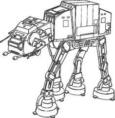 Kostenlose Ausmalbilder Star Wars Zum Speichern Einfach Eine