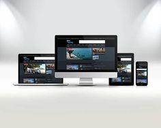 Web portal for Televison development http://webdizajn-ili.net/nasi-radovi/izrada-portala-za-televiziju/