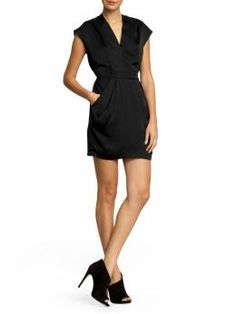 V-Neck Dress from Theme on Piperlime