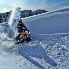 Sleddin' #whatsyourplayground? #snow Share it with us at www.boltups.com #teamboltups