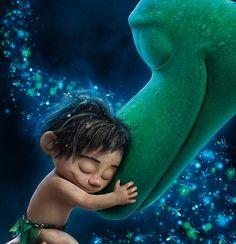 The Good Dinosaur Disney Fun, Disney Magic, Disney Pixar, Disney Characters, World Kindness Day, The Good Dinosaur, Walt Disney Studios, Pixar Movies, Thought Of The Day