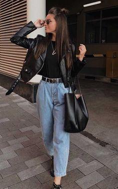 Dcouvrez les tendances mode automne 2019 hiver 2020 chez zara mango asos chloe women summer outfits that always looks fantastic page 2 of 55 Winter Fashion Outfits, Look Fashion, Autumn Fashion, Zara Fashion, Fashion Styles, Retro Fashion, Womens Fashion, Latest Fashion, Cozy Fall Outfits