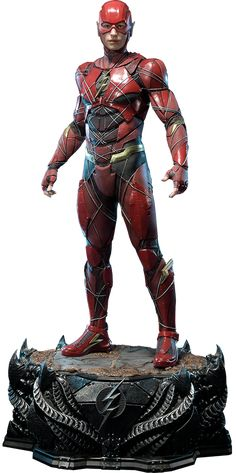 The Flash Statue BY PRIME 1 STUDIO FROM SIDESHOW CLICK TO VIEW OR PURCHASE