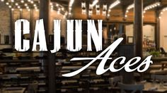 Watch clips and full episodes of Cajun Aces from Food Network