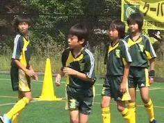 Coerver l Group Play - YouTube