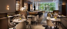 Nougatine & Terrace at Jean-Georges NYC