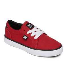 Love this DC Red Council Sneaker by DC on #zulily! #zulilyfinds