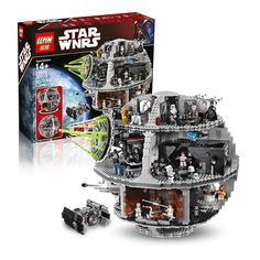 Death Star - Star Wars Force Awaken - LEGO Compatible 4016pcs 75159 #star #lego #compatible #awaken #force #wars #death