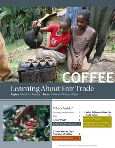 Learn about Fair Trade Coffee