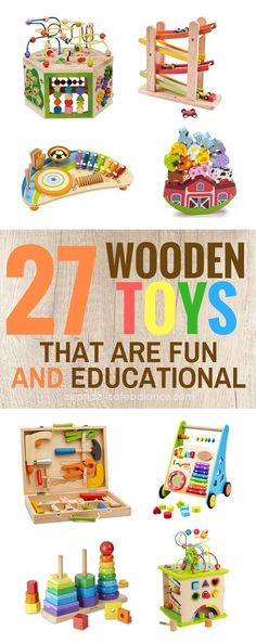 #parenting #toys Wooden Toys That Are Fun AND Educational, Great simple ideas for Babies, toddlers, kids, for new toys with a vintage feel Wooden Educational Toys, Educational Toys For Toddlers, Educational Toys For Kids, Activities For Kids, Parenting Toddlers, Parenting Plan, Parenting Articles, Parenting Classes, Foster Parenting