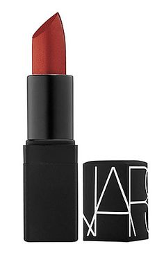 via @bellebelllebeauty I am on cloud 9 with the welcoming of fall – football, cardigans and pumpkin flavored everything. And fall makeup collections, of course. After sifting through the berries, wines, reds and oranges, I have settled on my favorite new lip for the season - NARS Autumn Leaves Sheer Lipstick.