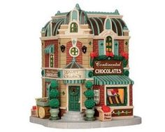 The Christmas Candy Store by Canterbury